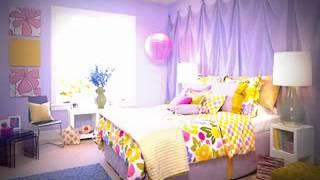 ديكور غرف نوم بنات و صبايا افكار جديدة ورائعة