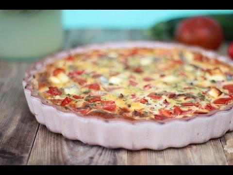 quiche-aux-poireaux-tomates-et-gorgonzola-facile