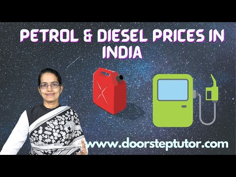 Petrol & Diesel Prices in India: Trade Parity Price, Daily Pricing Mechanism, Components,Impact,Rise