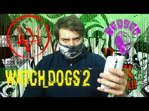 Hacker Oldum !!! - 1#  Watch Dogs 2 Pc