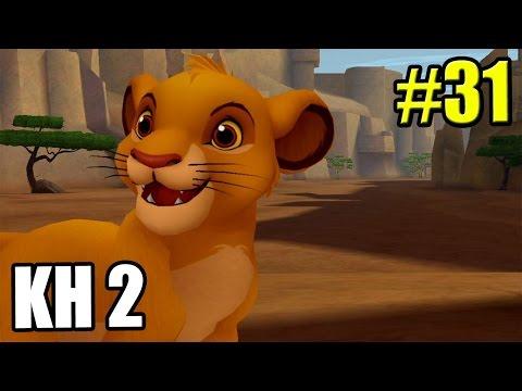 Kingdom Hearts 2 HD 2.5 ReMix {PS3} часть 31 — Король Лев