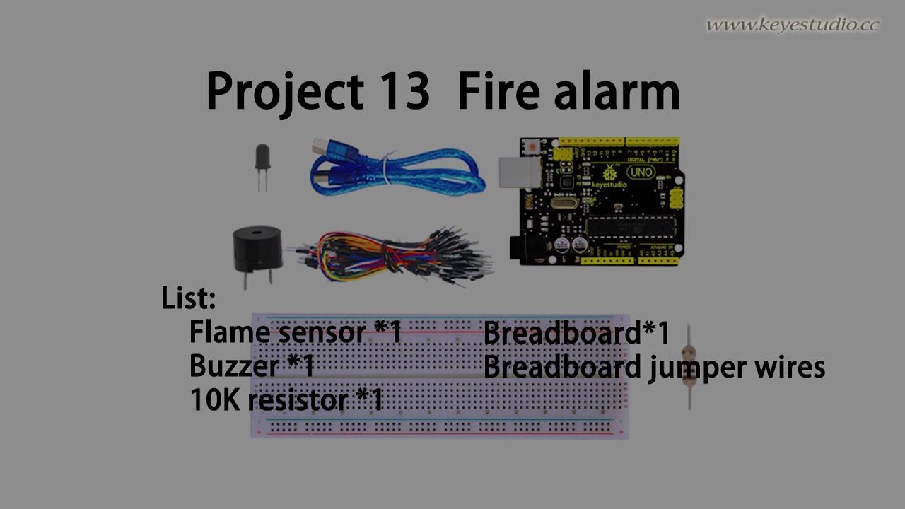 Fire alarm - YouTube