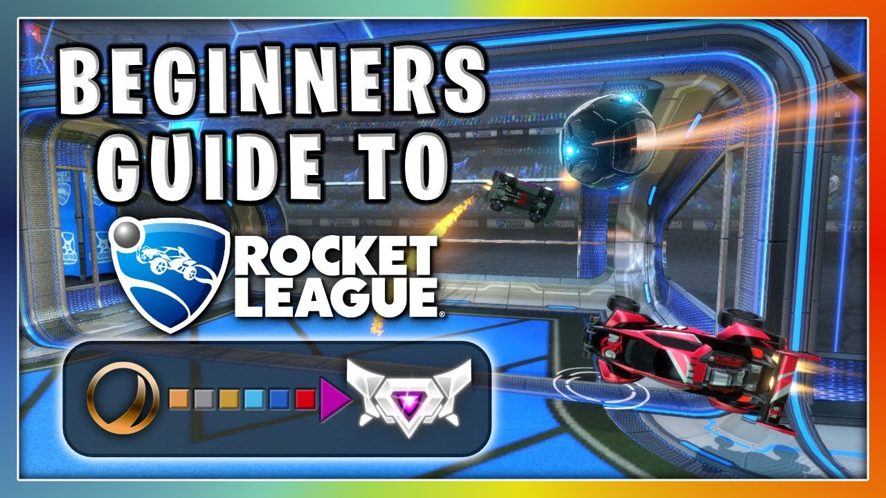 A BEGINNERS GUIDE TO ROCKET LEAGUE | THE BEST SETTINGS, BASIC DRIBBLING, RECOVERIES, & MORE | PART 1
