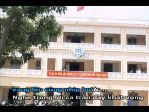 Karaoke Hanh khuc Truong Dai Hoc Quang Trung Quy Nhon-Binh Dinh