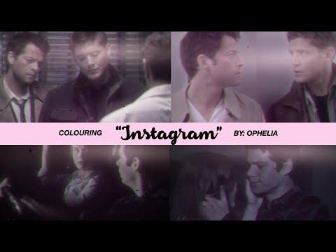 """Instagram"" | SVP Coloring #2 (AE Inspired)"