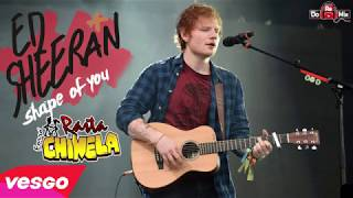 Ed Sheeran Shape of you VERSÃO RASTA CHINELA