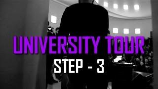 UNIVERSITY TOUR - STEP 3 / ASUE / #TOURDETJJA