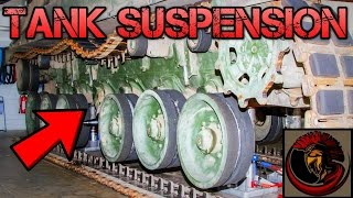 Tank Suspension Systems - Pros And Cons