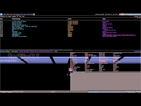Arch Linux + Awesome WM 3.5 - CLI Based Workflow