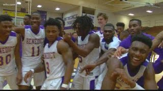 Benedict Upsets No.7 Morehouse