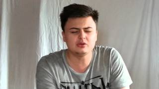 I Need You Boo Chris Brown cover by Matthew Harvey