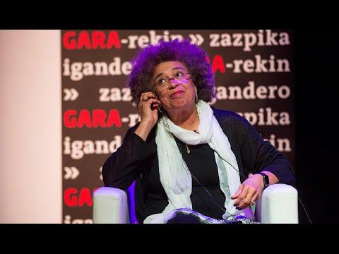 Angela Davis - Elkarrizketa osorik (GARA-7K)  - [Subtitulado en español]