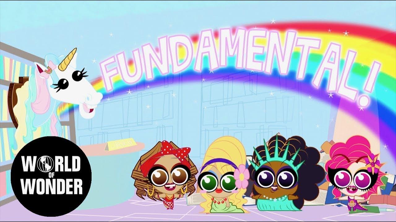 "Sneak Peek! ""Drag Tots"" WOW's New Animated Series on WOW Presents Plus"