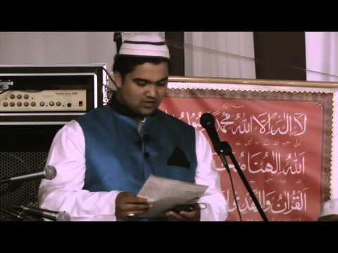 Speech Syed Nusrat Arsalan Mahmoodi, CHICAGO, USA