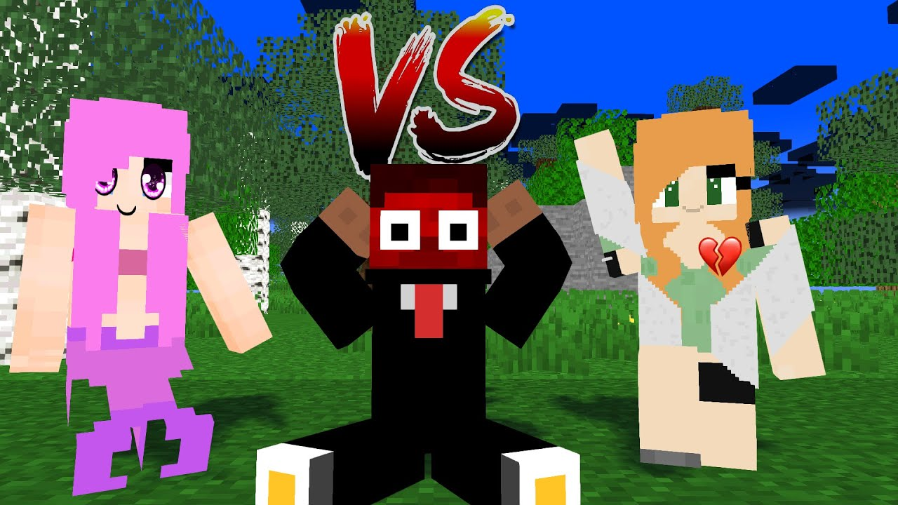Monster School :- Herobrine Life - Minecraft Animation