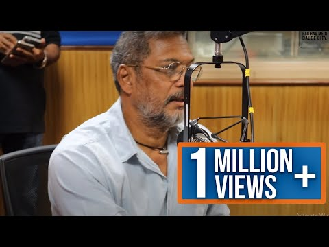 Why Is Nana Patekar Bored Of Smaller Dialogues? - Interview With RJ Rohit Vir