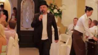 Александр Праздник ведущий  на свадьбу  Днепропетровск