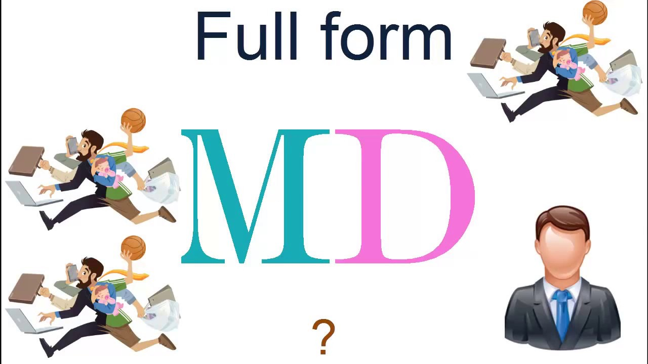 MD Full Form ? - YouTube