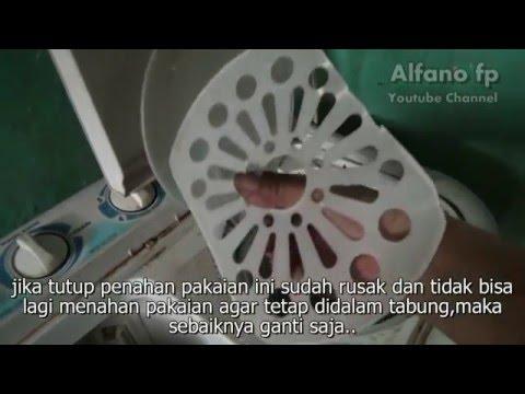 Memperbaiki Mesin Cuci Pengering Berputar Pelan 2 Youtube
