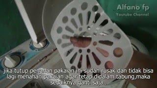 Memperbaiki Mesin Cuci Pengering Berputar Pelan #2