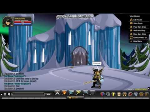 AQW Cool House Items for non-members - YouTube