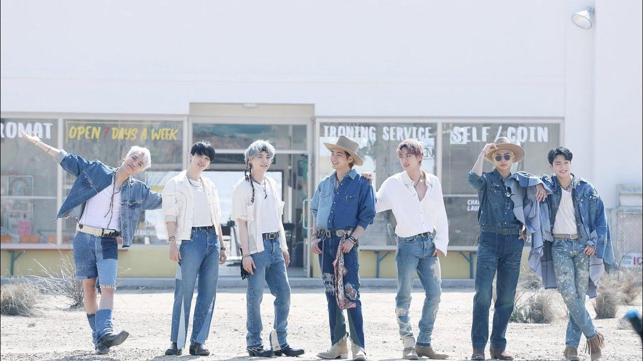 BTS【Permission to Dance】JPSUB 立体音響
