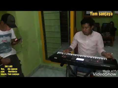 Lagu lampung SAI LAGI , live bersama Bg ALE OGORAN , Cipt. Nuridosia