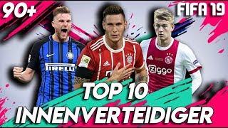 FIFA 19: TOP 10 INNENVERTEIDIGER TALENTE !! 🔥 | Karrieremodus 90+