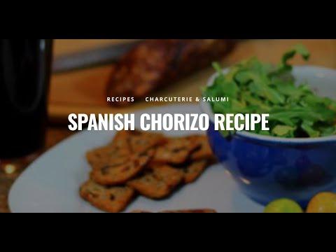Spanish Chorizo - Made At Home W/UMAi Dry