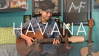 Camila Cabello - Havana - Cover (Fingerstyle Guitar)