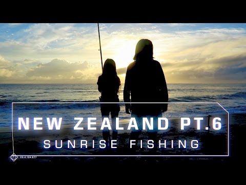 SUNRISE FISHING - NEW ZEALAND  | twoplustwocrew