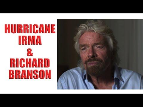 Project Richard Branson Talks About Hurricane Irma