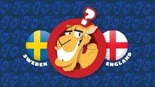 Sweden vs England: Shaheen
