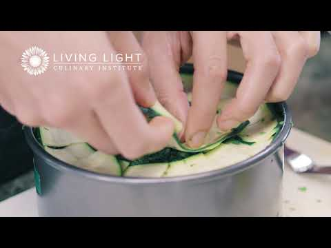Lasagna - Living Light Culinary Institute