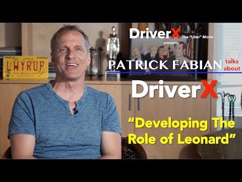 "patrick-fabian-talks-about…driverx---""developing-the-role-of-leonard"""