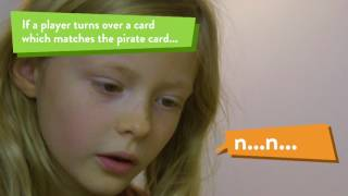 Teach Your Monster to Read: 'Pirates Vs Monsters' tabletop phonics game