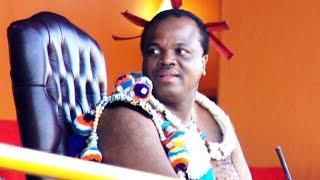 Как король Свазиленда выбирал 15 невесту.