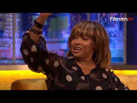 Tina Turner interview  The Jonathan Ross Show 28102017