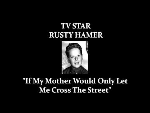 Rusty Hamer Rare 45 Single