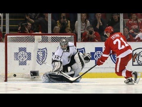 Shootout: Kings vs Red Wings