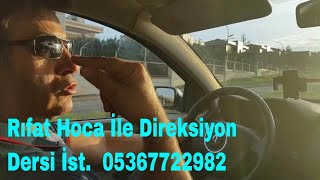 Özel Direksiyon Dersi (Yolda Şeritleri Tutturamama ve Aracı Sağa Sola Kaçırma Nedeni) 05367722982
