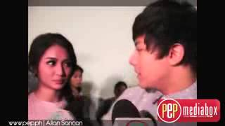 Daniel Padilla funny interview/answer #4