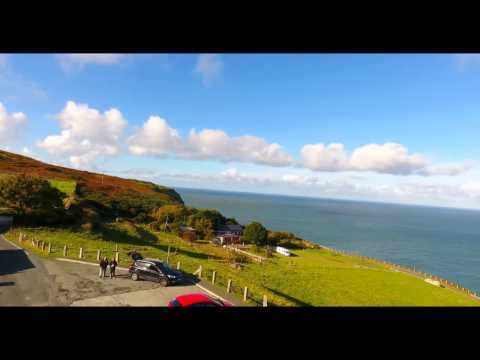 llandudno great orme dji phantom 3 advanced