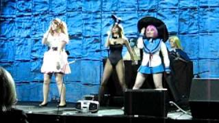 Acen 2009 Masquerade Skit - The Melancholy of Haruhi Suzumiya