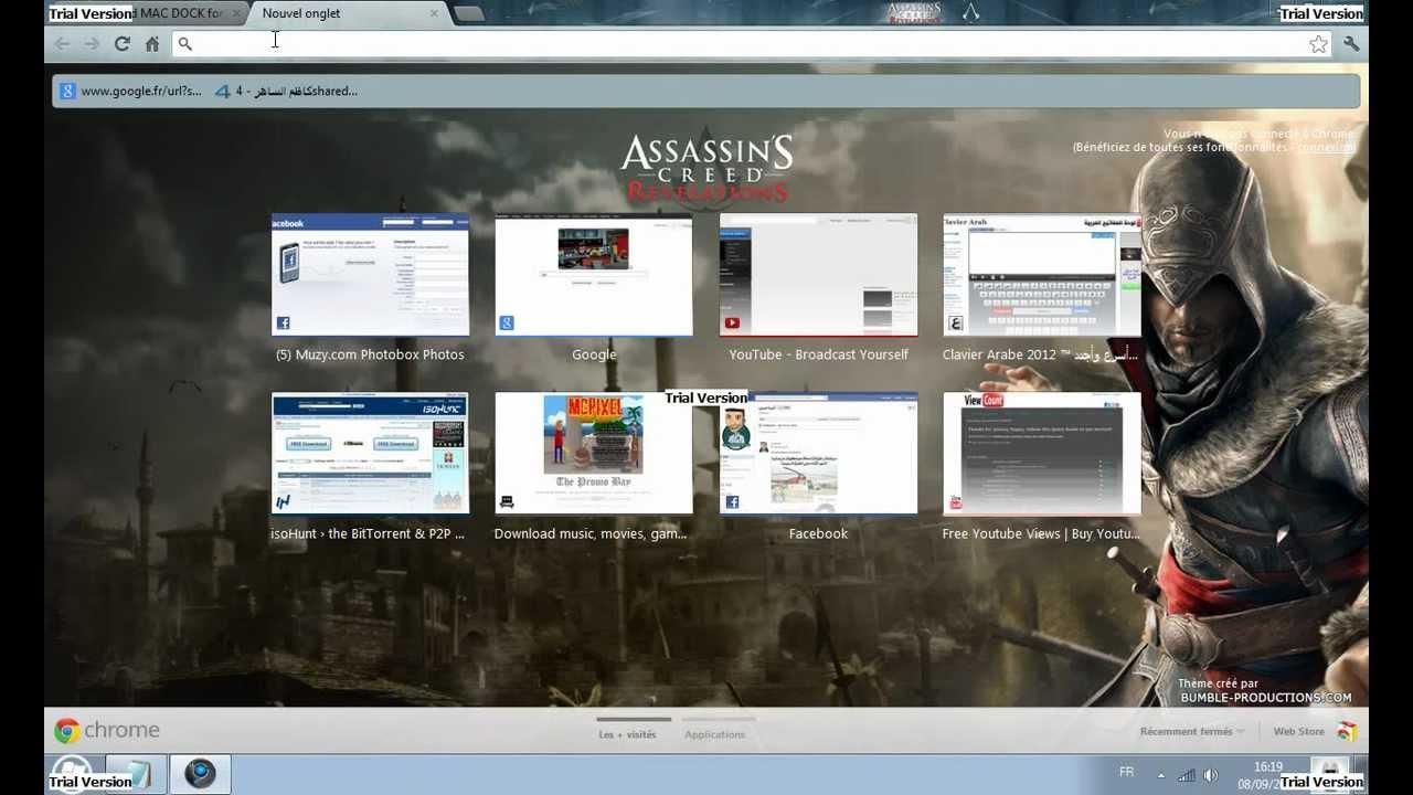 Circle dock full windows 7 screenshot windows 7 download, circle.