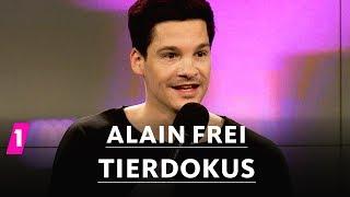 Alain Frei: Tierdokus