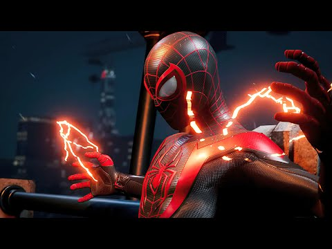 MILES MORALES | What you know about rolling down in the deep?