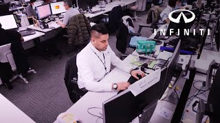 INFINITI Engineering Academy - Academy Insider, Yazan at NTCE