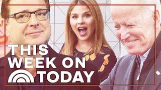Jenna Bush Hager Announces Baby Boy, Joe Biden Runs For President, & Bob Saget Talks Lori Loughlin