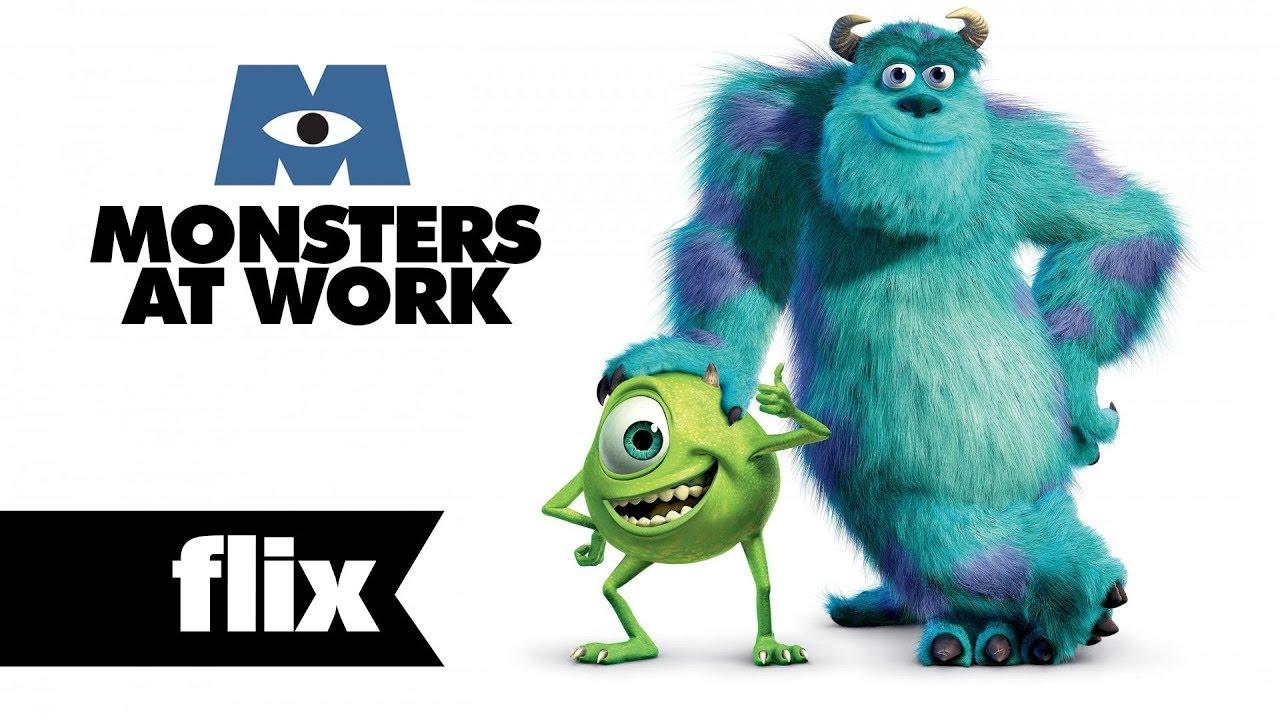 Monsters Serie